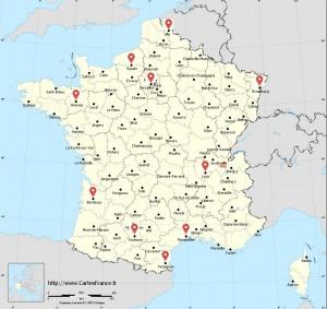 carte-administrative-lambert-departements-Villes